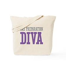 Tax Preparation DIVA Tote Bag