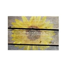Cool Plank Rectangle Magnet