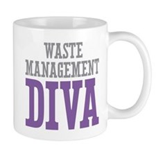 Waste Management DIVA Mugs