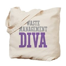 Waste Management DIVA Tote Bag