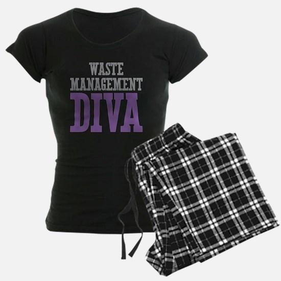 Waste Management DIVA Pajamas