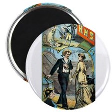 """Cute History 2.25"""" Magnet (10 pack)"""