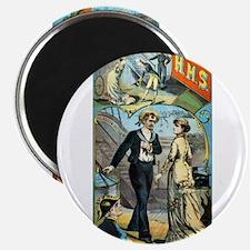 """Funny Gilbert 2.25"""" Magnet (10 pack)"""
