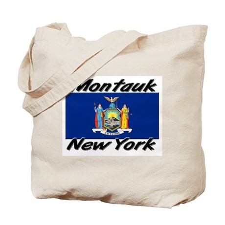 Montauk New York Tote Bag