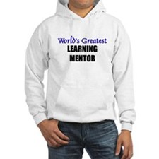 Worlds Greatest LEARNING MENTOR Jumper Hoody