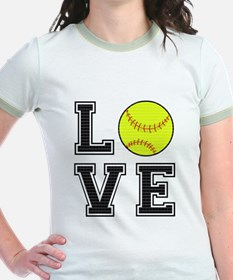 Love Softball T