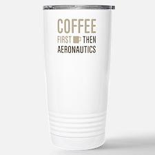 Coffee Then Aeronautics Travel Mug