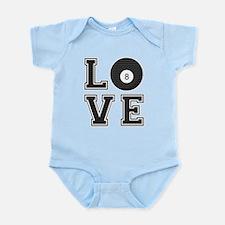 Love Pool / Billiards Infant Bodysuit