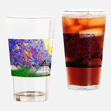 Unique Sk Drinking Glass