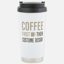 Coffee Then Costume Des Travel Mug