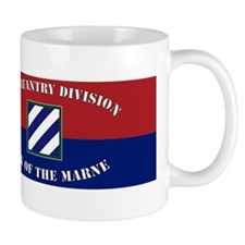 Cute 3rd infantry division rock of the marne Mug