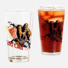 Luke Cage Fierce Drinking Glass