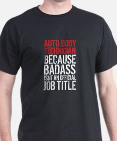 Auto Body Technician T-Shirt