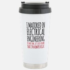 Electrical Engineer Maj Stainless Steel Travel Mug