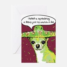 Funny Mexican Greeting Card