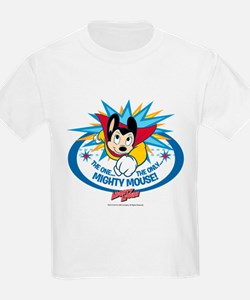 The One The Only Mighty Mouse T-Shirt