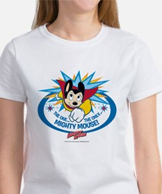 The One The Only Mighty Mouse Women's T-Shirt
