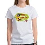 Mighty mouse tv Women's T-Shirt