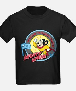 Mighty Mouse: Planet Cheese T