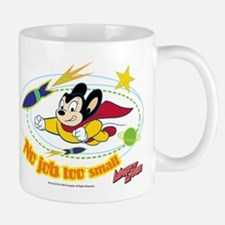 Mighty Mouse: No Job Too Small Mug