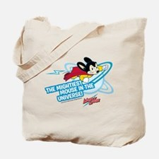 The Mightiest Mouse In The Universe Tote Bag