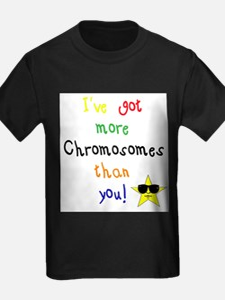 Funny Chromosomes T