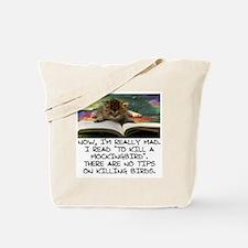 CAT - TO KILL A MOCKINGBIRD Tote Bag