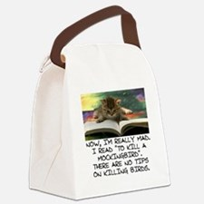 CAT - TO KILL A MOCKINGBIRD Canvas Lunch Bag
