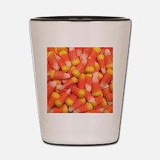 Candy Corn Shot Glass