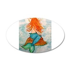 Musings of a Ginger Mermaid Wall Decal