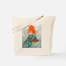 Musings of a Ginger Mermaid Tote Bag