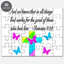 ROMANS 8:28 VERSE Puzzle