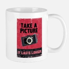 Take a Picture Small Small Mug