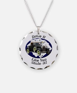 Ford Model A Necklace