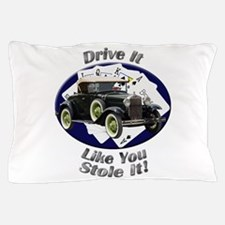 Ford Model A Pillow Case