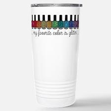 Funny Colorful Travel Mug