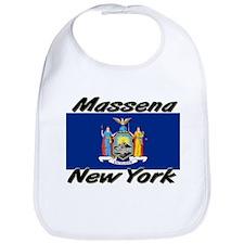 Massena New York Bib