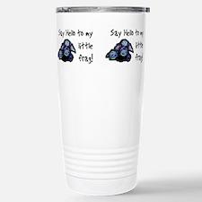 Cute Lovers Travel Mug