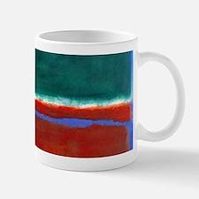 ROTHKO CHRISTMAS Small Small Mug