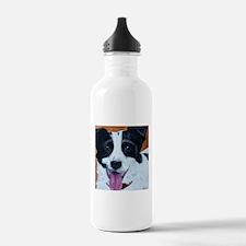 Cute Acrylic Water Bottle
