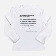 Cute Will and grace Long Sleeve Infant T-Shirt