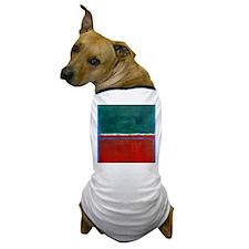ROTHKO CHRISTMAS Dog T-Shirt