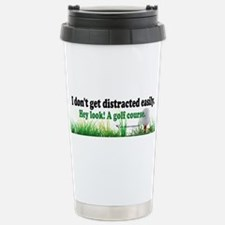 Unique Golfing Thermos Mug