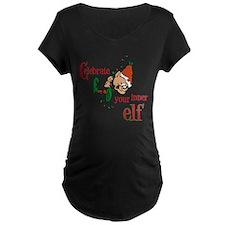 Inner Elf Dark Maternity T-Shirt