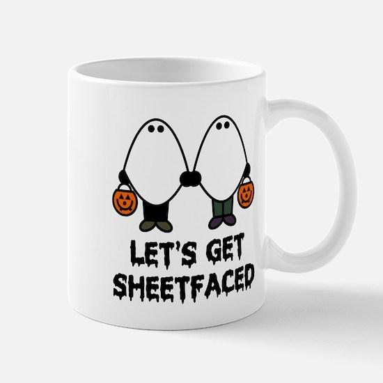 Let's get sheetfaced Mug