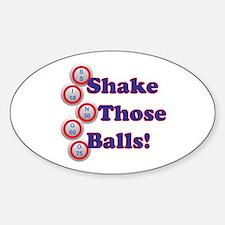 Bingo Shake Decal