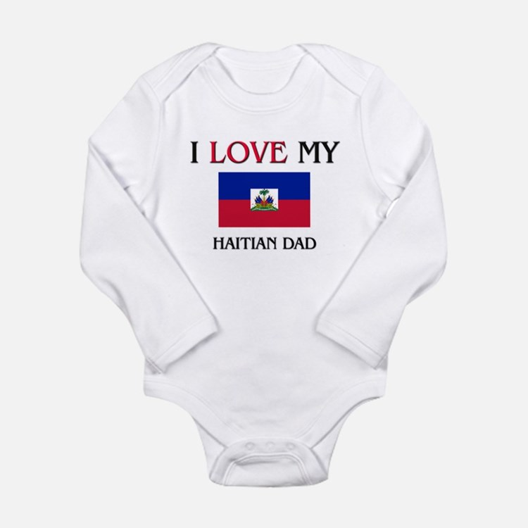 Cute My language Long Sleeve Infant Bodysuit