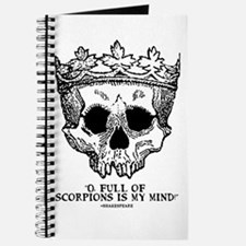 full of scorpions Journal