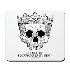 full of scorpions Mousepad