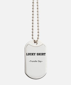Lucky Shirt - Transfer Dog Tags